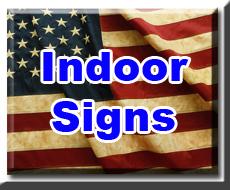 Directories, Plaques, ADA, Banners