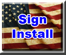 Sign Install link
